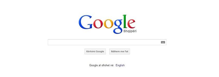 Graph search dhe Google.al