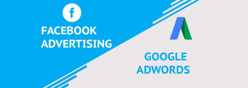 Reklamat në Google vs Facebook. Kush e fiton këtë përballje ?